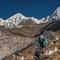 Bimtang, Around Manaslu Trek, Nepal Himalayas: