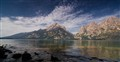 The Tetons at Jenny Lake