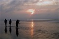 DAWN DIGHA BEACH