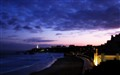 Biarritz Beach Sunset