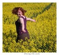 Dancing in the canola