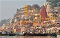 Varanasi, India. One of the oldest continuously inhabited cities in the world