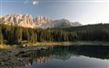Dolomites' reflections