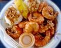 Garlic Shrimp Scampi Style