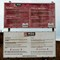 MAG (Mines Advisory Group) signs at site 1 R1009166 Plain of Jars UXO