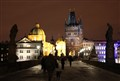 Night in Karlov Most