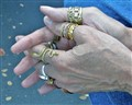 Jewelry Maker's Hands  (2)
