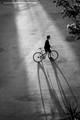 Trail shadow