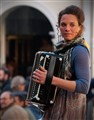 Busking with Grace (Athen, Greece / Accordion)
