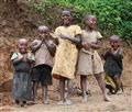 The children of Uganda