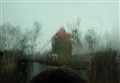 Too rainy for Don Quichotte