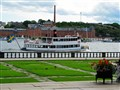 Cruising Steamship