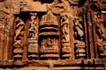 Temple Wall - Konark India
