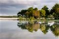 Soustons Lake, Landes, France