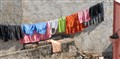 Clothesline in India