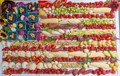Patriotic Vegetables (and Fruits and Nuts)