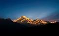 Mt. Kanchenjunga, Eastern Nepal