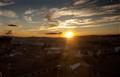 Salamanca sunset