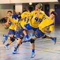 handball layering - 2
