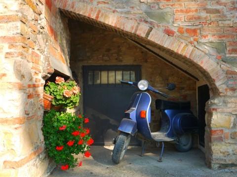 Castello di Gabbiano. Tuscany, Italy.