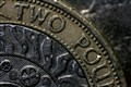 UK's largest denomination as a coin