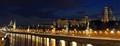Dusk Kremlin Panorama