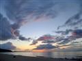 wonky sunrise