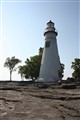 Lighthouse in Hawaiho (Marblehead, Ohio)