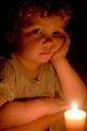Oscar bored with Candles