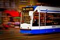 Tram coming!
