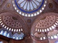 Highly original Blue Mosque picture.... Well half of that is true...