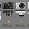 NEX, GF3 and Nikon 1