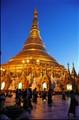 Shwe dagon pagoda Burma