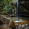Lower Falls-Old Mans Cave: