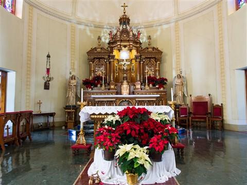 St Mary's-altar 2