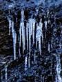 ice on rock