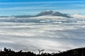 Teide above a sea of clouds