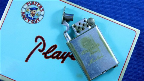 Art's Orlik Matchless Lighter