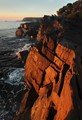 Sunrise on the cliffs