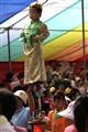 Jiao-festival in Cheung Chau Hong Kong