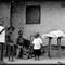 Enfants Ouidah b&w