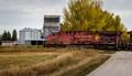 Freight Train CP 9642