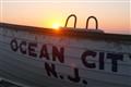 Sunrise in Ocean City, NJ