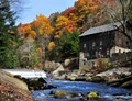 Old grist mill in Pennsylvania