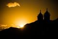 Pôr do Sol em Ouro Preto