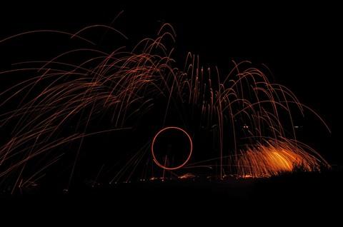 Fireworks class 022