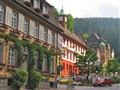 A town in the Black Forest
