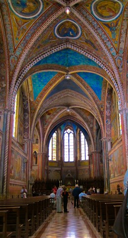 Cathedral, Assisi, Italty