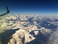 Over the Andes