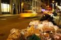 New York Night-garbage